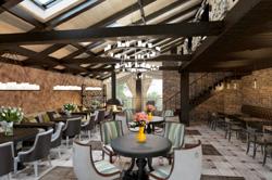 дизайн интерьера ресторана - галерея готовых работ